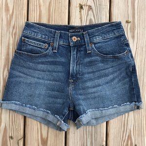 J. Crew Mercantile Denim Shorts - LIKE NEW!
